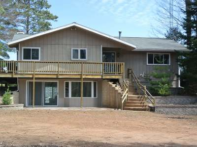 Woodruff Single Family Home For Sale: 8982 Mid Lake Rd