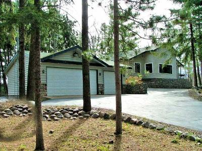 Lac Du Flambeau Single Family Home For Sale: 14038 Crawling Stone Dr