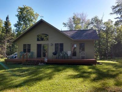 Presque Isle Single Family Home For Sale: 7929 Siren Point Ln