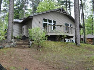 Tomahawk Single Family Home Active O/C: N11890 Deer Lake Rd E