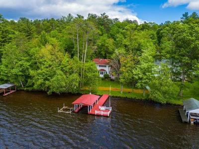 Eagle River Single Family Home For Sale: 1447 Everett Rd