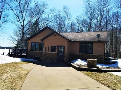 Price County Single Family Home For Sale: N16772 Lakeshore Dr