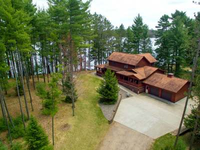 Minocqua Single Family Home For Sale: 8228 Northern Rd