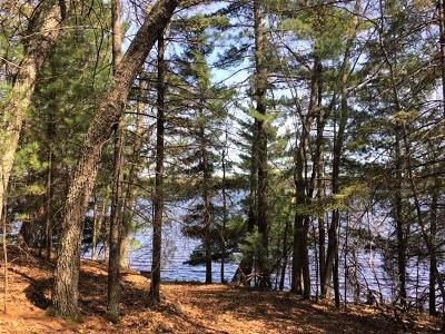 Three Lakes WI Residential Lots & Land For Sale: $149,000