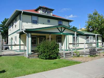 Three Lakes WI Single Family Home Active O/C: $189,000