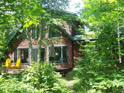 Park Falls WI Single Family Home For Sale: $274,500