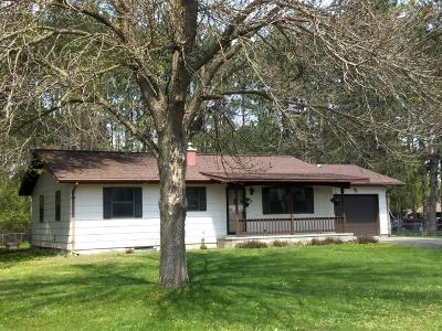 Tomahawk Single Family Home For Sale: 106 Cooks Cr