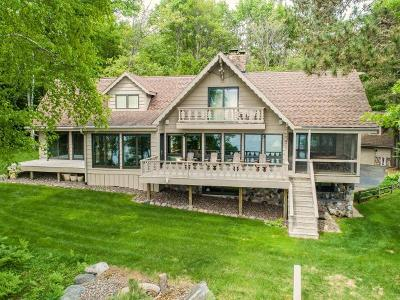 Boulder Junction WI Single Family Home For Sale: $1,699,000