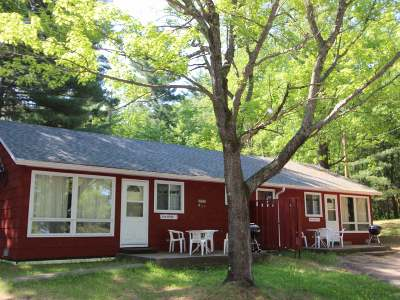 Forest County, Iron Wi County, Langlade County, Lincoln County, Oneida County, Vilas County Condo/Townhouse For Sale: 9845 Blue Island Bay Ln #8 &