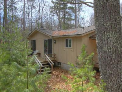 Conover Single Family Home For Sale: 3174 Hunter Lake Rd W