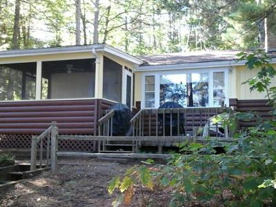 Lac Du Flambeau WI Single Family Home Active O/C: $329,900