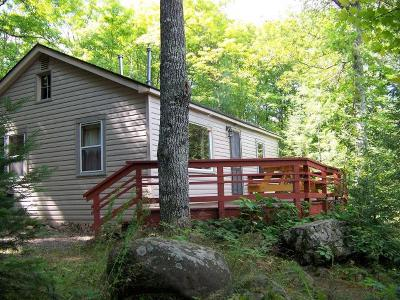 Forest County, Iron Wi County, Langlade County, Lincoln County, Oneida County, Vilas County Condo/Townhouse For Sale: 2958 Oak Ridge Ln #3