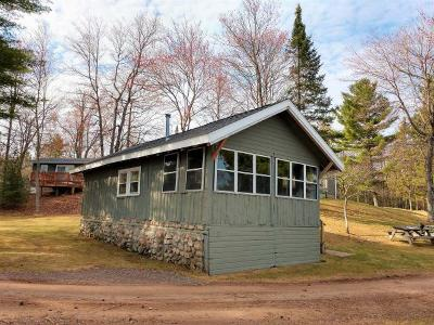 Forest County, Iron Wi County, Langlade County, Lincoln County, Oneida County, Vilas County Condo/Townhouse For Sale: 5625 Brackob Way #5