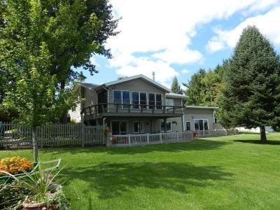 Three Lakes WI Single Family Home For Sale: $449,900