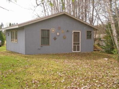 Forest County, Iron Wi County, Langlade County, Lincoln County, Oneida County, Vilas County Single Family Home For Sale: 1147 Little Bear Ln