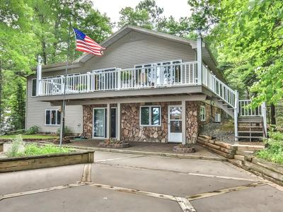 Conover Single Family Home For Sale: 4032 Stormy Lake Rd W