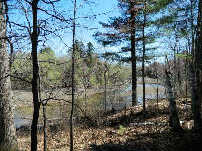 Minocqua WI Residential Lots & Land For Sale: $29,900