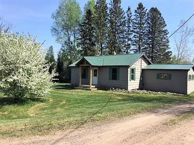 Gleason Single Family Home For Sale: W2065 Cth J