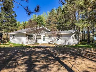 Tomahawk Single Family Home For Sale: 2225 Olson Rd