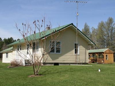 Hiles Single Family Home For Sale: 8821 Pine Lake Rd W