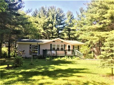 Price County Single Family Home Active Under Contract: N9753 Solberg Lake Rd E