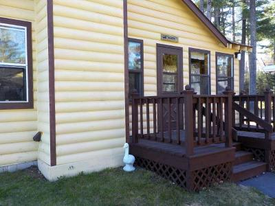 Vilas County Condo/Townhouse For Sale: 1935 Twin Waters Cr