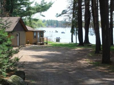 Minocqua Single Family Home For Sale: 9561 Old Hwy 70