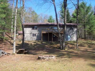Vilas County Single Family Home For Sale: 7437 Forest Hills Dr