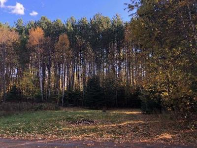 Rhinelander Residential Lots & Land For Sale: On Maria Dr