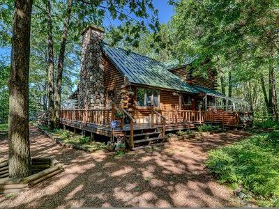 Minocqua WI Single Family Home For Sale: $725,000