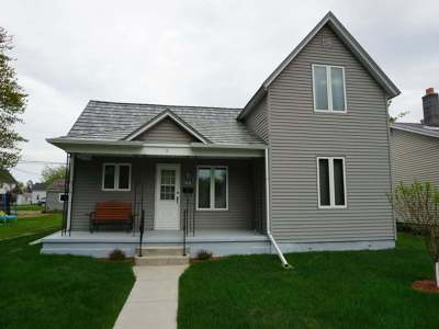 Merrill Single Family Home Active O/C: 509 Genesee St