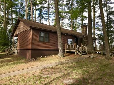 St. Germain WI Single Family Home For Sale: $279,000