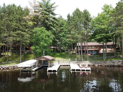 Eagle River Single Family Home For Sale: 4417 Maple Dr