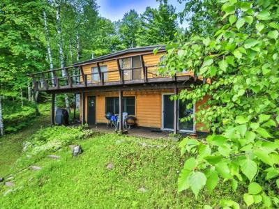 Forest County, Iron Wi County, Langlade County, Lincoln County, Oneida County, Vilas County Single Family Home For Sale: 12014 Crab Lake Rd S