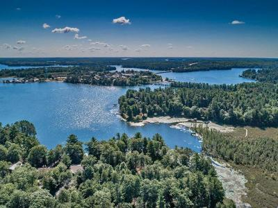 Minocqua WI Residential Lots & Land For Sale: $895,000