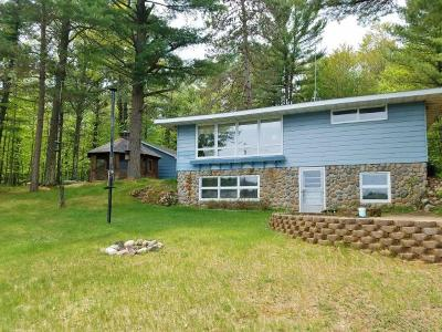 Vilas County Single Family Home For Sale: 1510 Mattke Rd