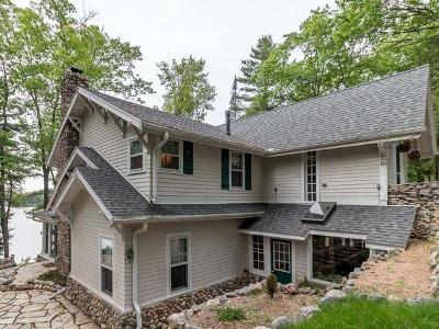 Vilas County Single Family Home For Sale: 7210 Olson Rd