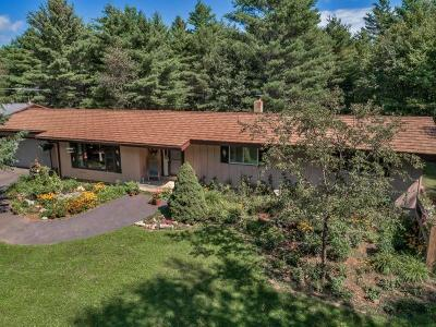 Arbor Vitae Single Family Home For Sale: 1396 Farming Rd S