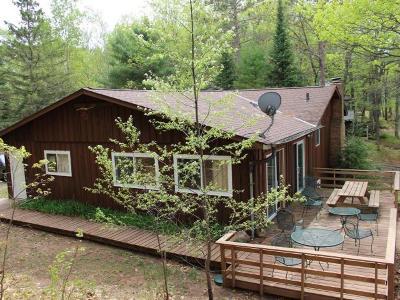 Conover Single Family Home For Sale: 6411 Naper Hill Rd