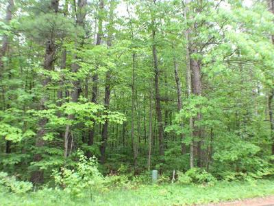Minocqua WI Residential Lots & Land For Sale: $9,900