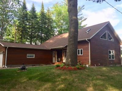 Eagle River Single Family Home For Sale: 1609 Lighthouse Lodge Rd