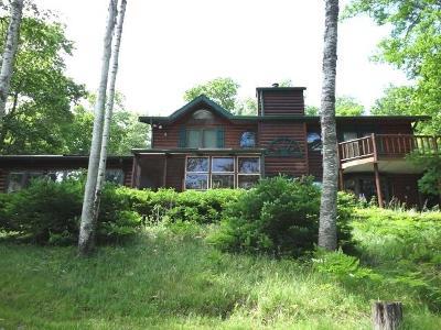 Arbor Vitae Single Family Home For Sale: 2095 Soik Rd