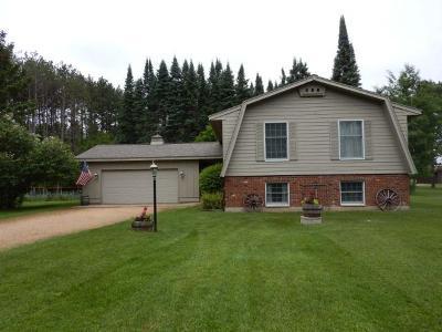 Antigo Single Family Home Active O/C: 730 8th Ave E