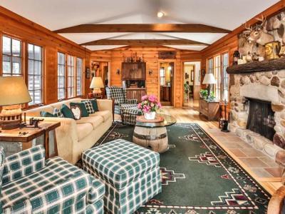 Eagle River Single Family Home For Sale: 2021 Carpenter Lake Rd E
