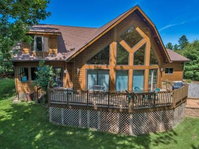 Eagle River Single Family Home For Sale: 1480 Golf View Rd