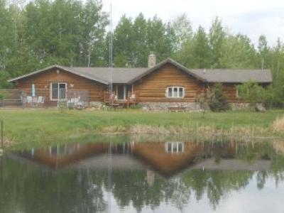 Price County Single Family Home For Sale: N1236 Hwy 13