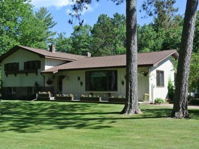 Minocqua Single Family Home For Sale: 9862 Old Hwy 70