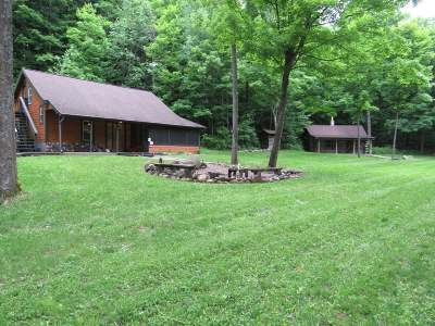 Forest County, Iron Wi County, Langlade County, Lincoln County, Oneida County, Vilas County Single Family Home For Sale: N3629 Elton Rd S