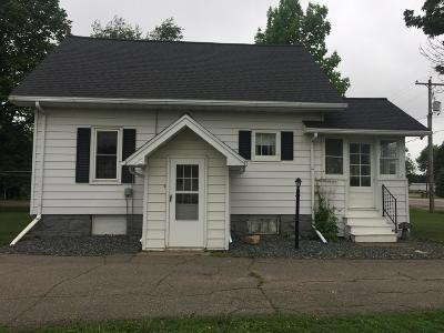 Antigo WI Single Family Home For Sale: $69,500