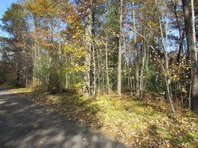 Minocqua WI Residential Lots & Land For Sale: $24,900
